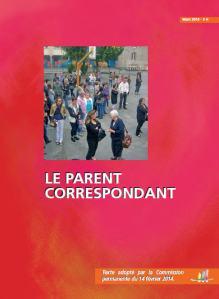 parent correspondant